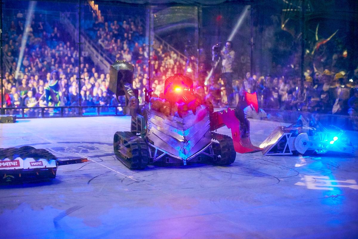 Фотоотчет с открытия боев роботов «Бронебот-2016» - 41