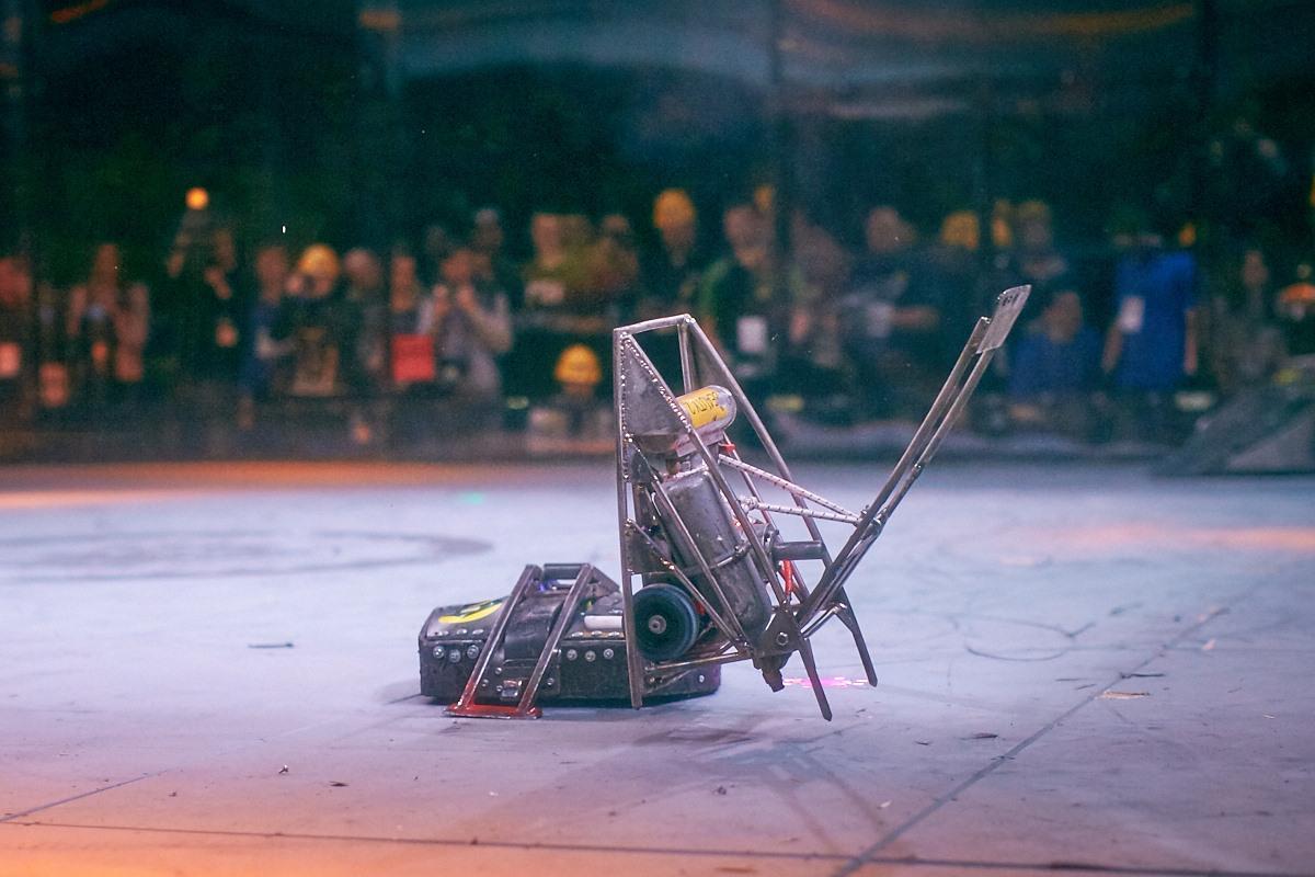Фотоотчет с открытия боев роботов «Бронебот-2016» - 44