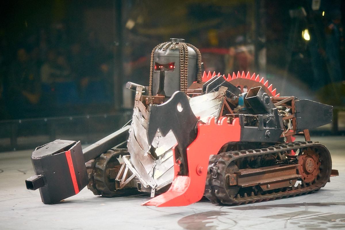 Фотоотчет с открытия боев роботов «Бронебот-2016» - 49