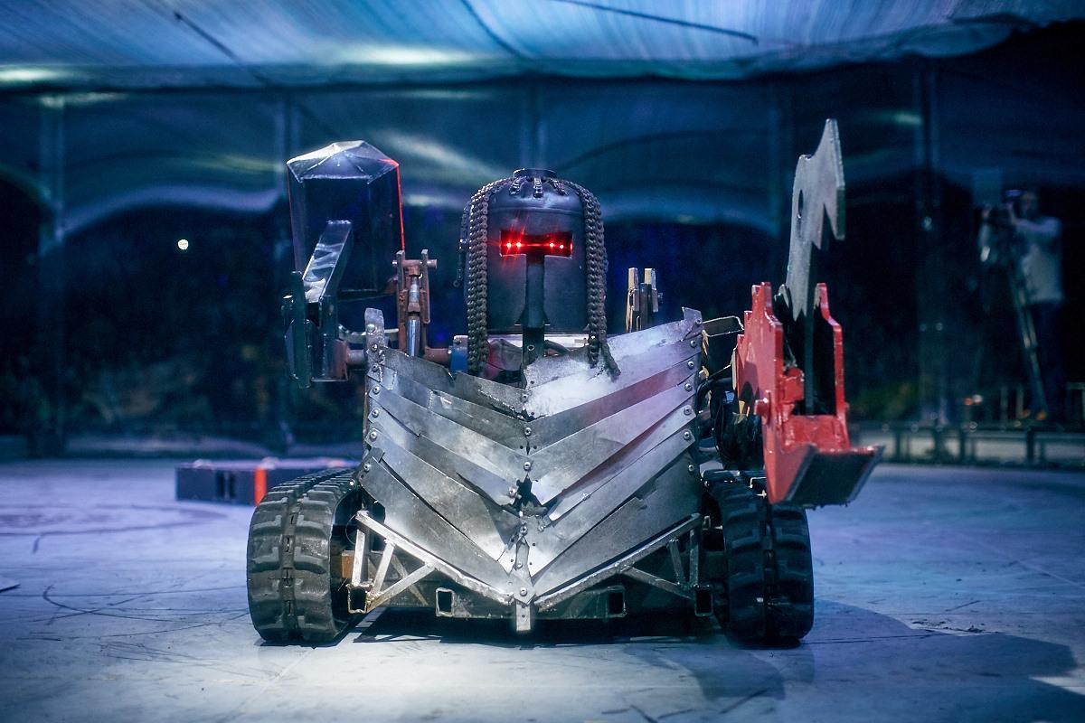 Фотоотчет с открытия боев роботов «Бронебот-2016» - 65