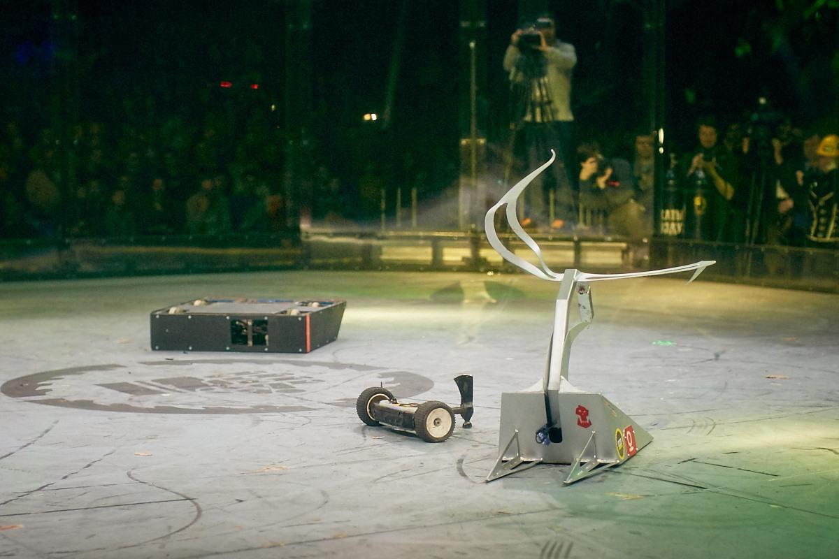 Фотоотчет с открытия боев роботов «Бронебот-2016» - 66