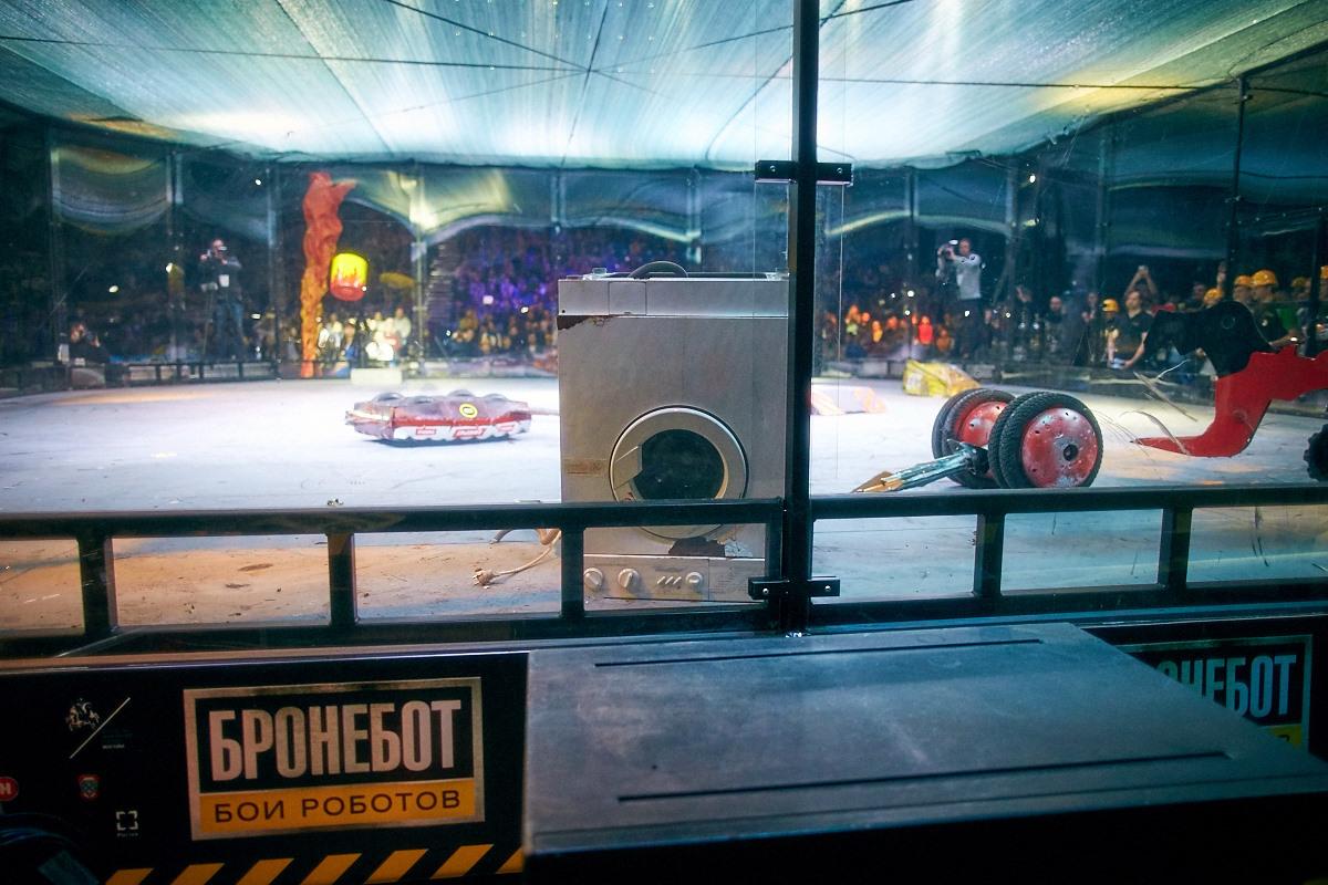 Фотоотчет с открытия боев роботов «Бронебот-2016» - 71