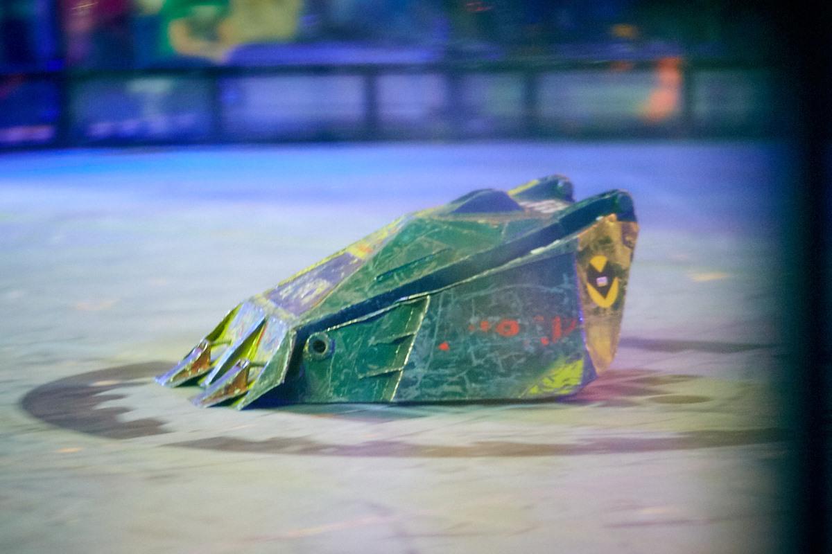 Фотоотчет с открытия боев роботов «Бронебот-2016» - 74