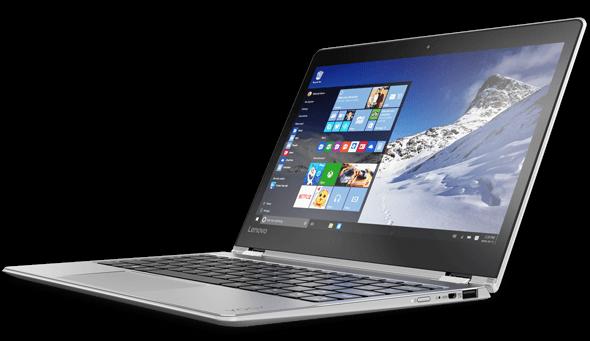 Lenovo представила ноутбуки Yoga 710