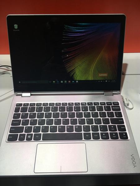 Ноутбуки Lenovo Yoga 510 можно купить за 480 евро