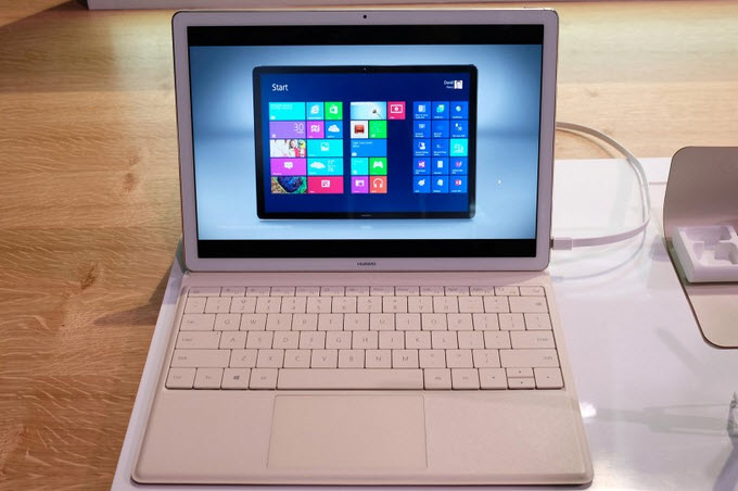 Производством планшета Huawei MateBook займется Foxconn Electronics