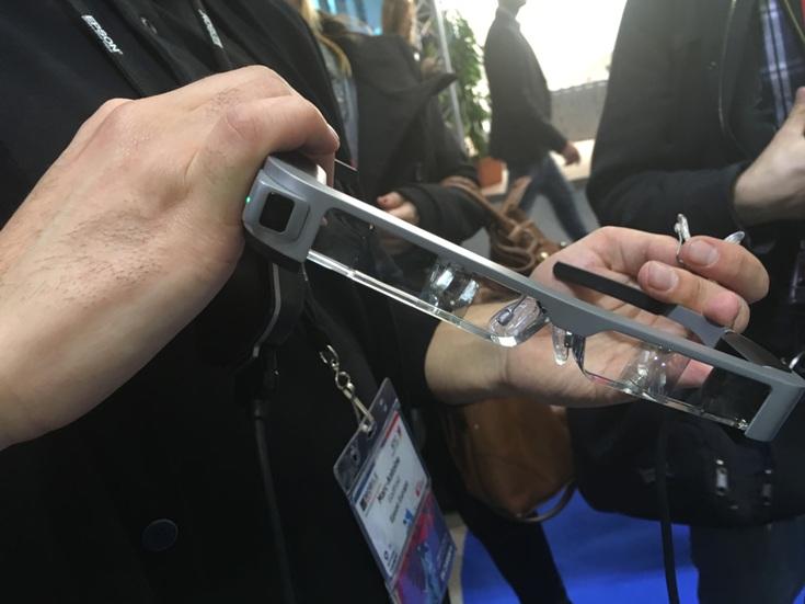 Умные очки Epson BT-300 стоят $800