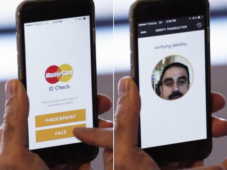 MasterCard хочет внедрить сэлфи в качестве дополнительного способа идентификации пользователей
