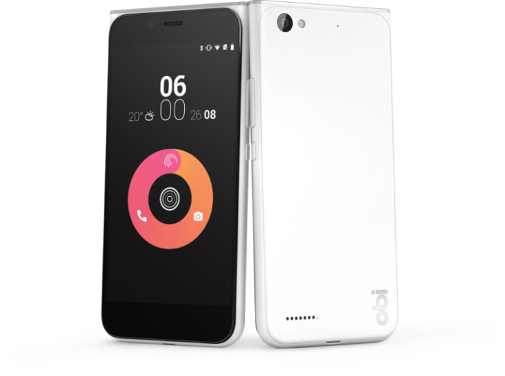 Смартфон Obi Worldphone MV1 стоит $140