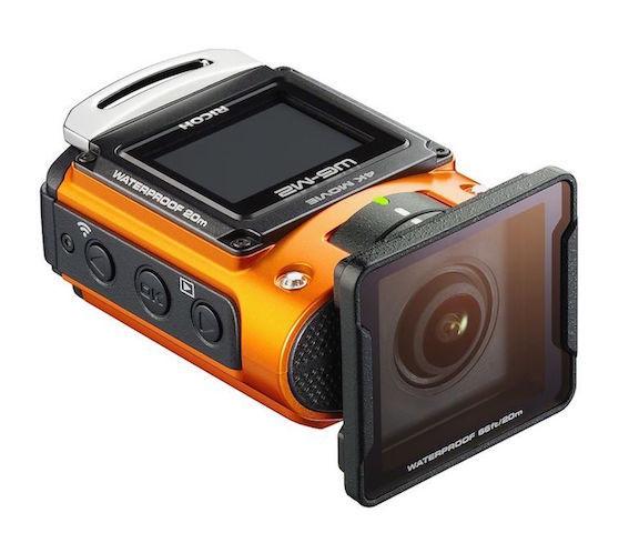 Экшн-камера WG-M2 - 2