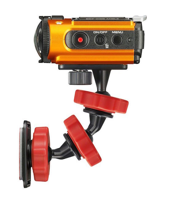 Экшн-камера WG-M2 - 6