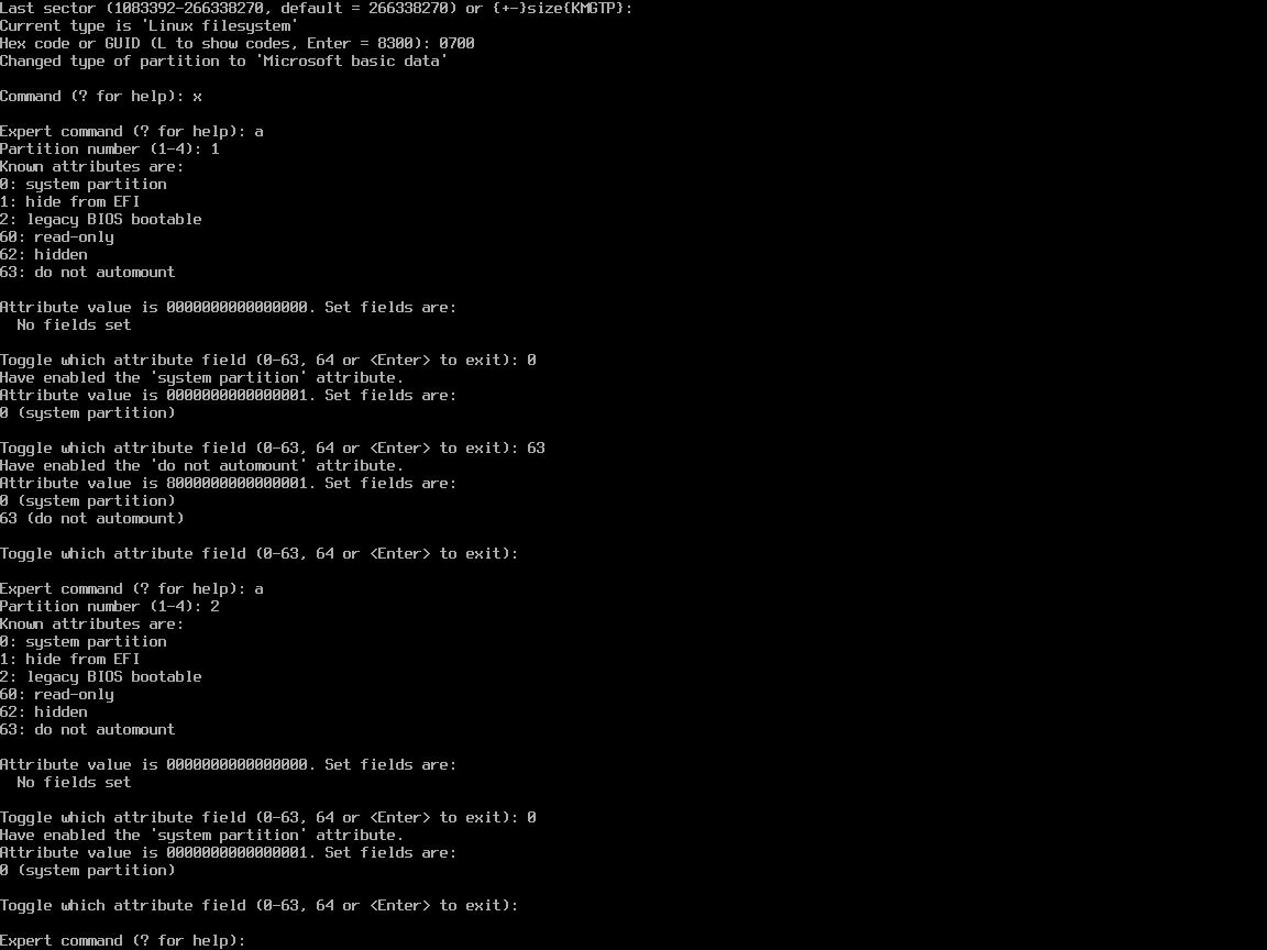 Миграция Windows между BIOS <-> UEFI - 3