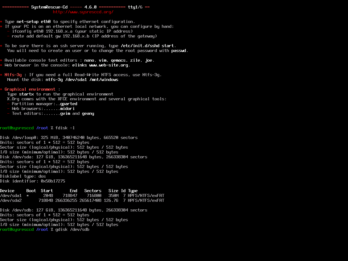 Миграция Windows между BIOS <-> UEFI - 1