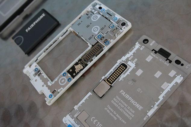 Модульный телефон Fairphone 2 уже в продаже - 3