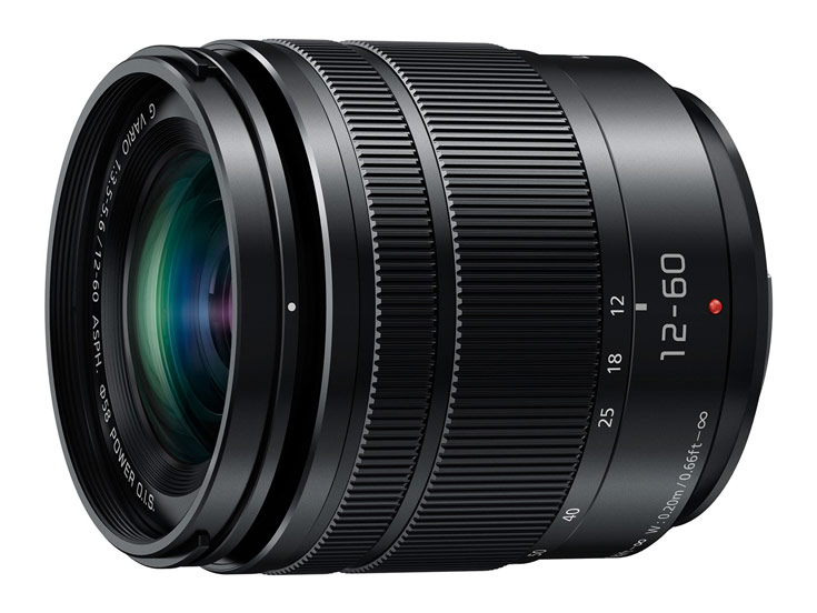 В продаже объектив Panasonic Lumix G Vario 12-60mm F3.5-5.6 ASPH. Power OIS должен появиться в мае