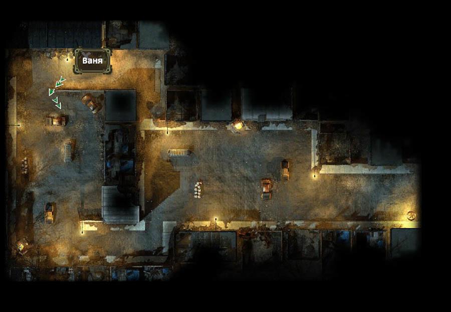 Покопаемся в «режиссёрской версии» Wasteland 2: механики и интерфейсы - 15