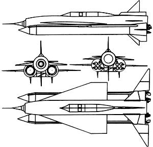 Ракеты, которые проиграли - 11