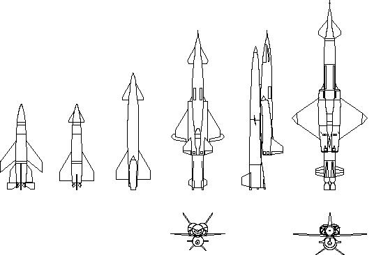 Ракеты, которые проиграли - 7