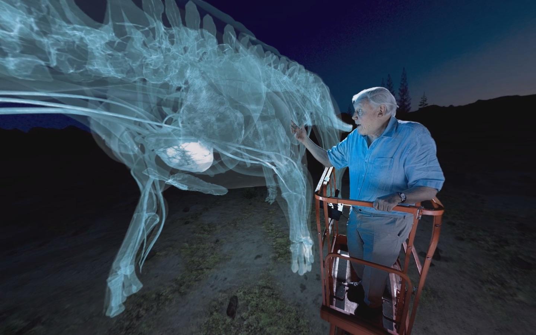 Самого большого из известных динозавров можно теперь изучить в виртуальной реальности - 1