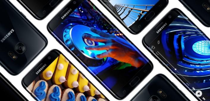 Смартфоны Samsung Galaxy S7 и S7 edge оснащаются лучшими экранами на рынке