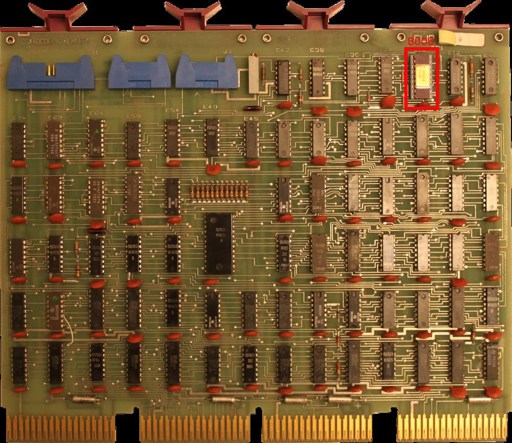 Восстанавливаем очередной PDP-11-04 - 2