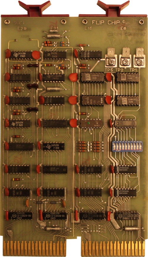 Восстанавливаем очередной PDP-11-04 - 3