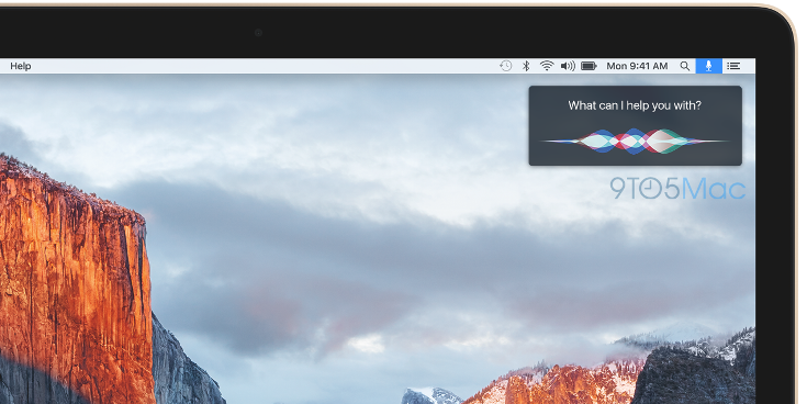 Siri станет доступна пользователям OS X 10.12