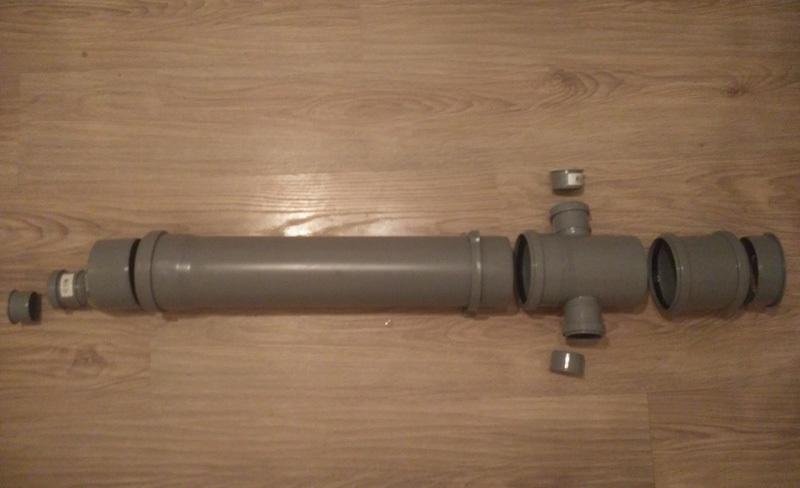 DIY: Робот-подводная лодка для исследования акватории Москвы-реки. Часть 1 - 2