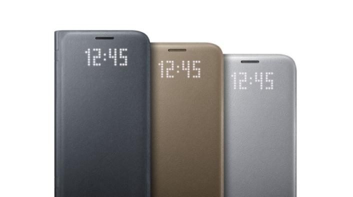 Samsung показала новые аксессуары для смартфонов
