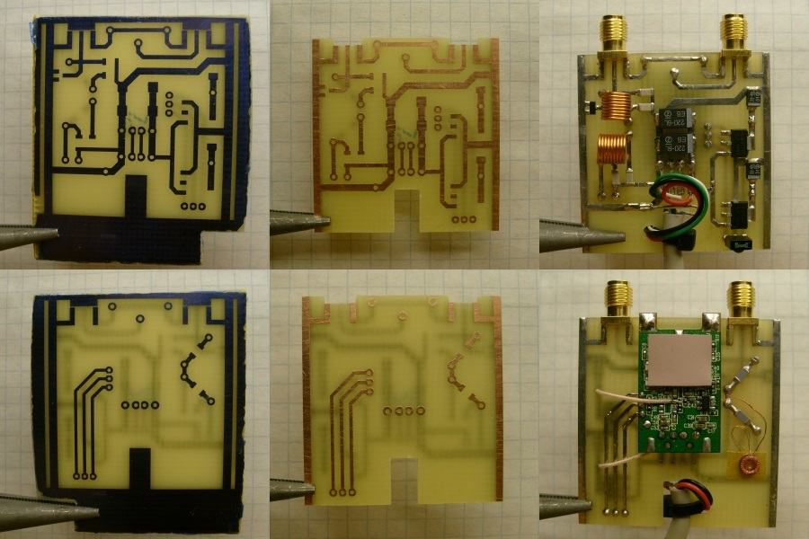 Железная модификация RTL-SDR стика, для приема КВ - 3
