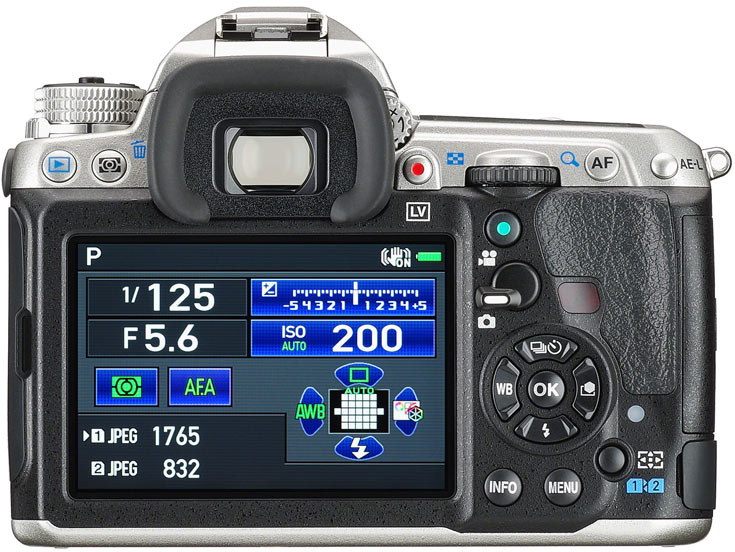 В продаже камера Pentax K-3 II Silver Edition должна появиться в конце весны