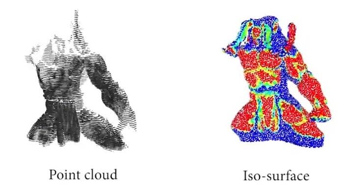Как робот 3D сканирует - 16