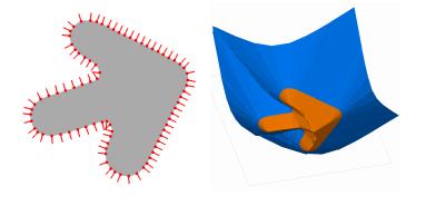 Как робот 3D сканирует - 9
