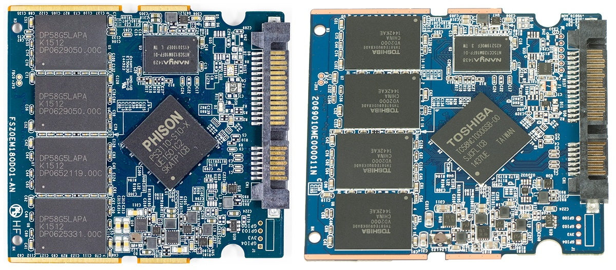Обзор SSD-накопителя OCZ Trion 100 - 10