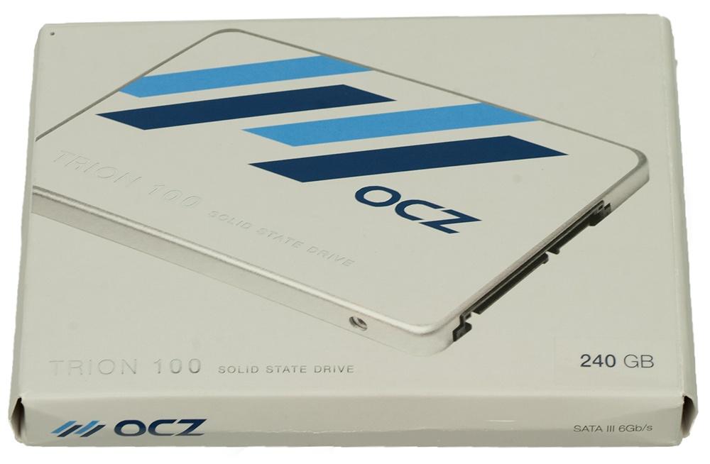 Обзор SSD-накопителя OCZ Trion 100 - 2