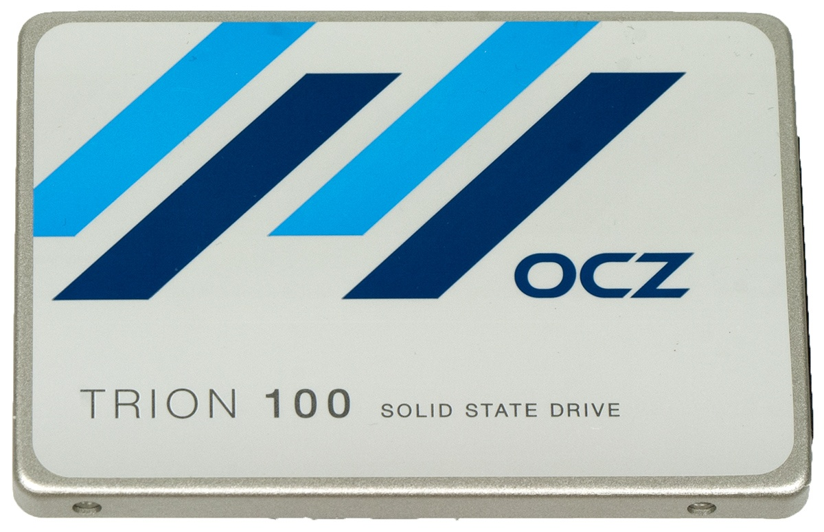 Обзор SSD-накопителя OCZ Trion 100 - 3