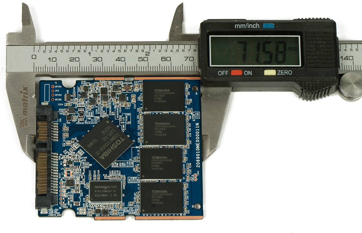 Обзор SSD-накопителя OCZ Trion 100 - 7