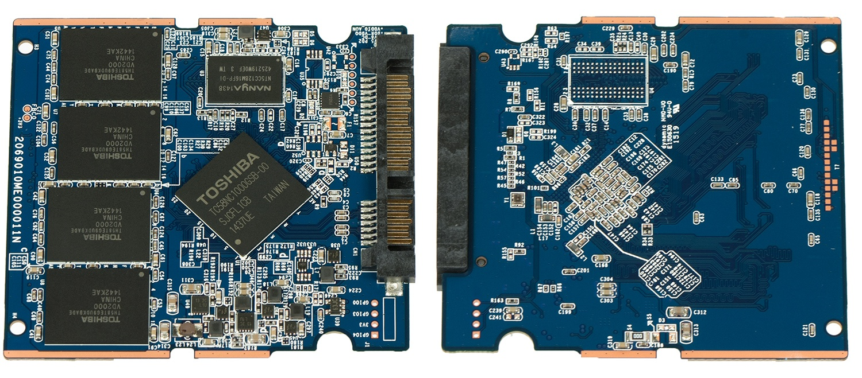 Обзор SSD-накопителя OCZ Trion 100 - 8