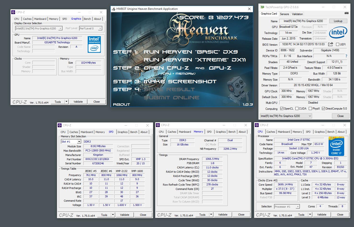 Высокочастотная оперативная память — актуальная и своевременная помощь интегрированному графическому ядру - 7