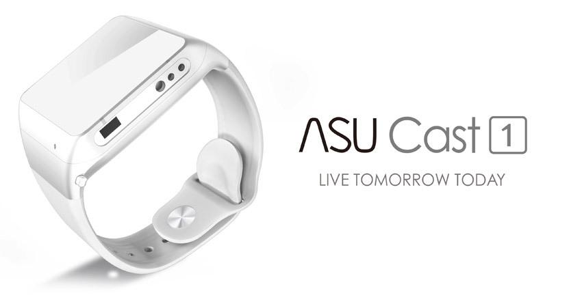 ASU Cast One — смарт-часы-проектор должны поступить в продажу летом - 2