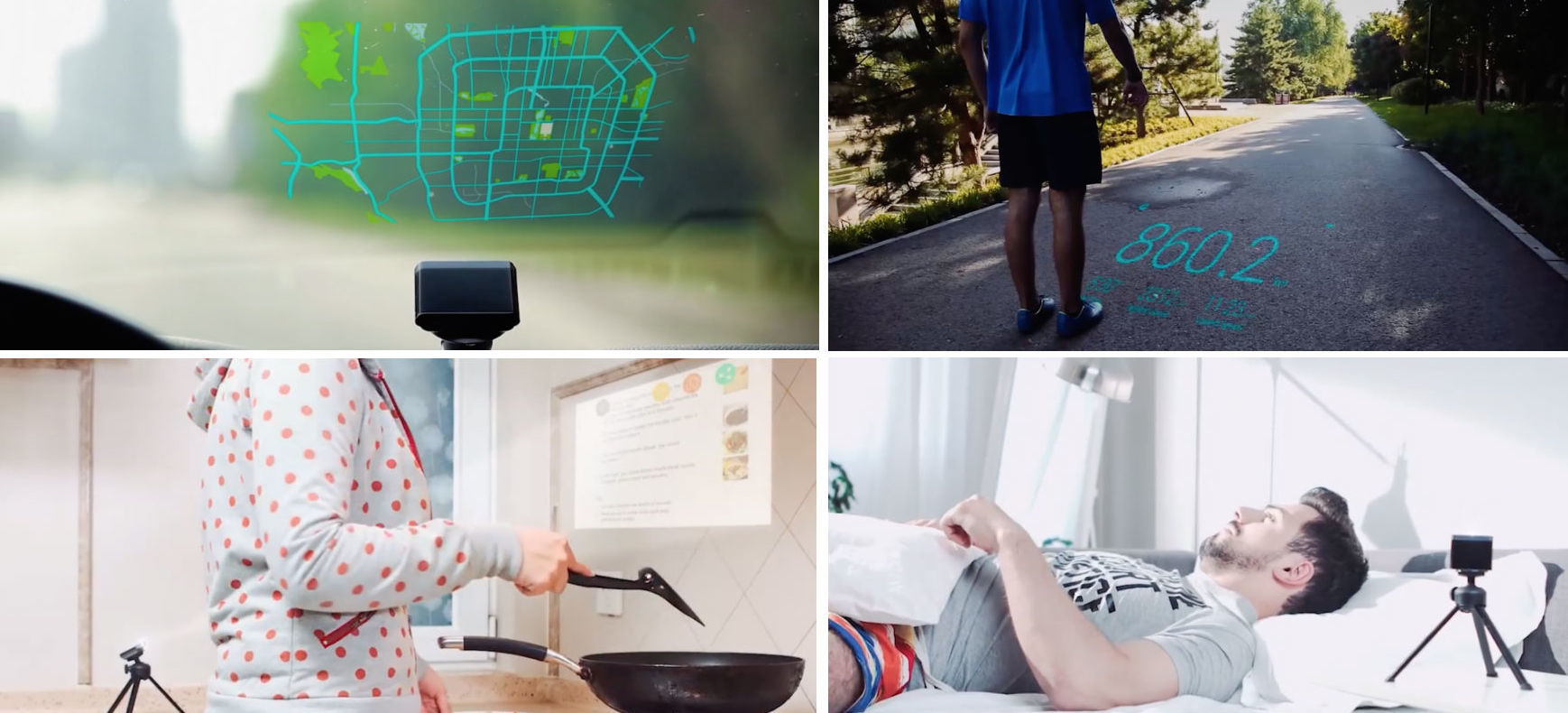 ASU Cast One — смарт-часы-проектор должны поступить в продажу летом - 3