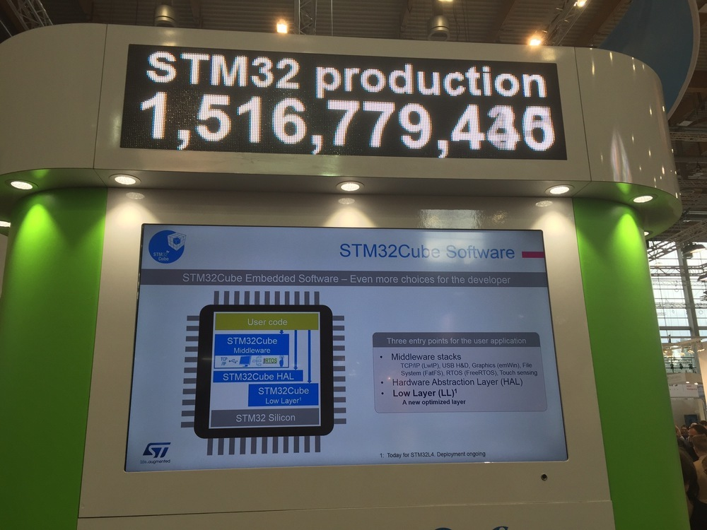 Embedded World 2016: куда катится embedded-мир? - 16