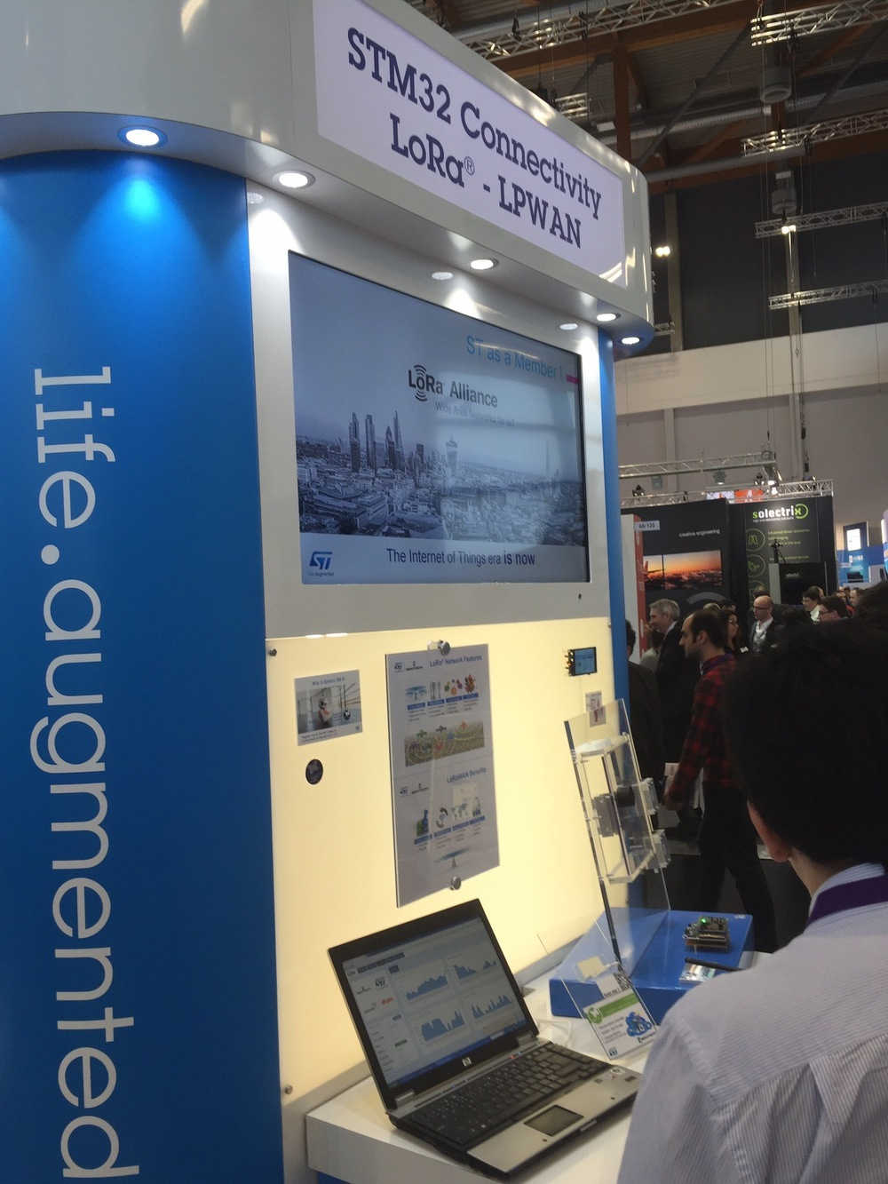 Embedded World 2016: куда катится embedded-мир? - 18