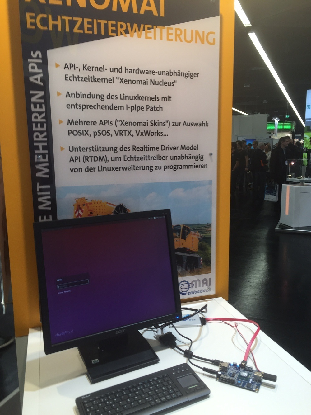 Embedded World 2016: куда катится embedded-мир? - 9