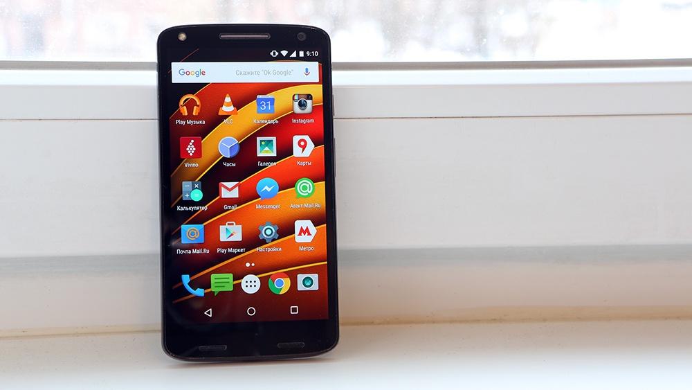 Moto X Force: небьющийся экран – это реально - 6