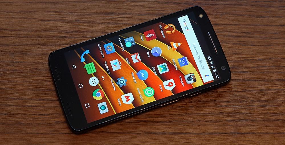 Moto X Force: небьющийся экран – это реально - 7