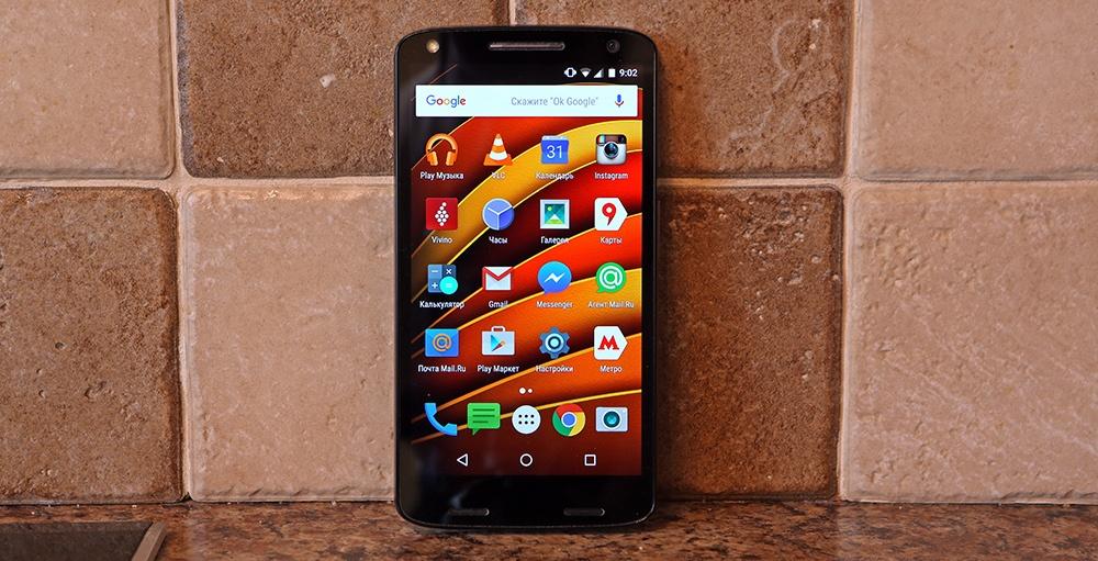 Moto X Force: небьющийся экран – это реально - 1