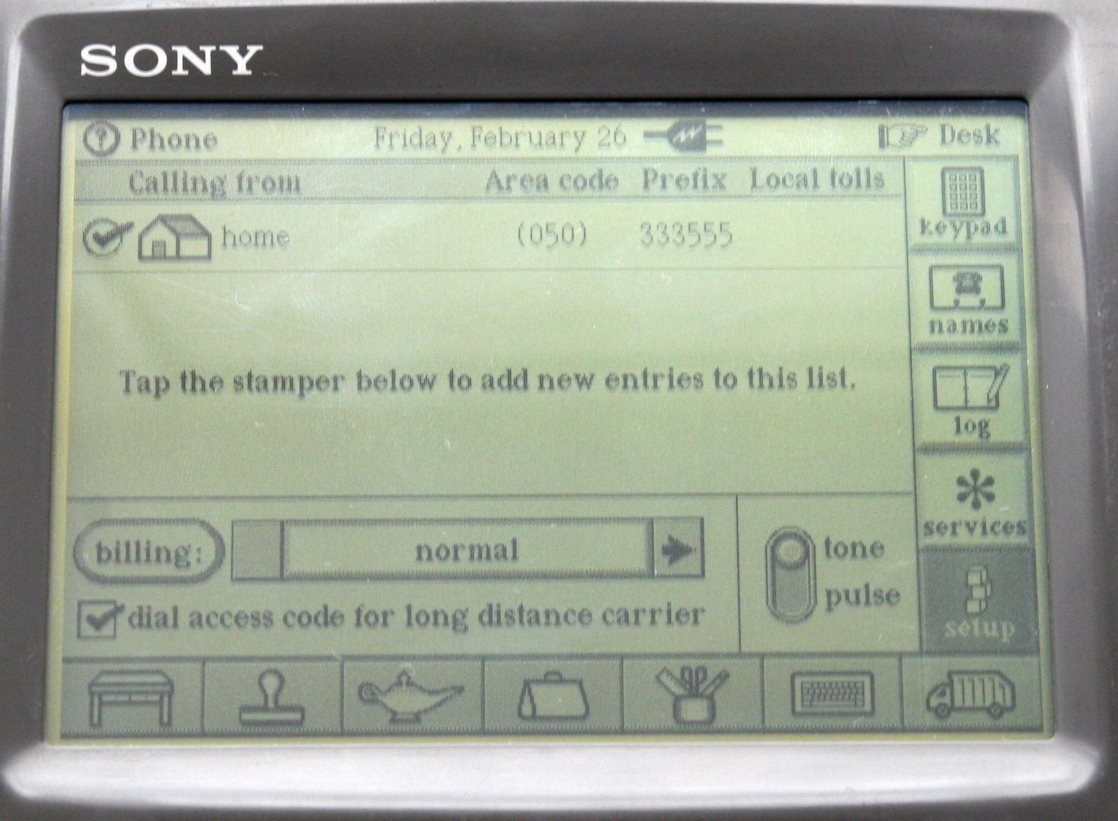 Sony Magic Link — первое устройство на ОС Magic Cap - 13