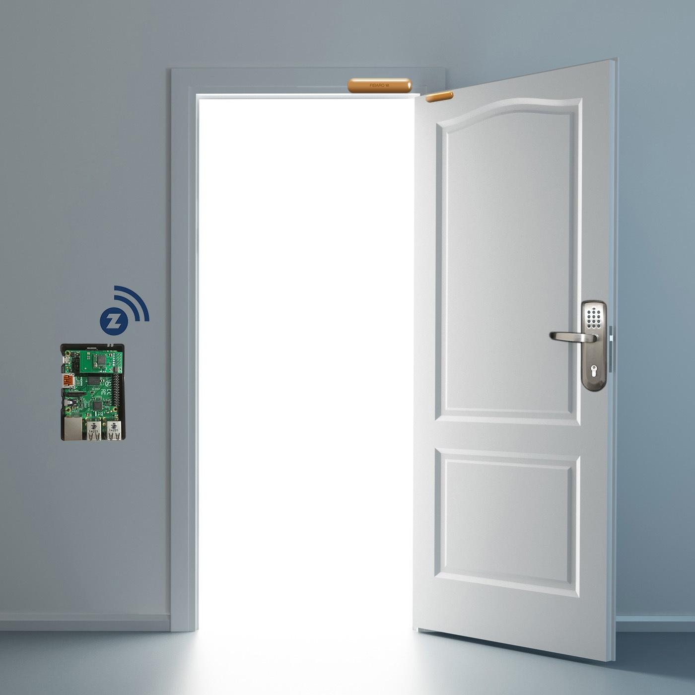 Z-Wave замок в помощь небольшому офису или дому - 1