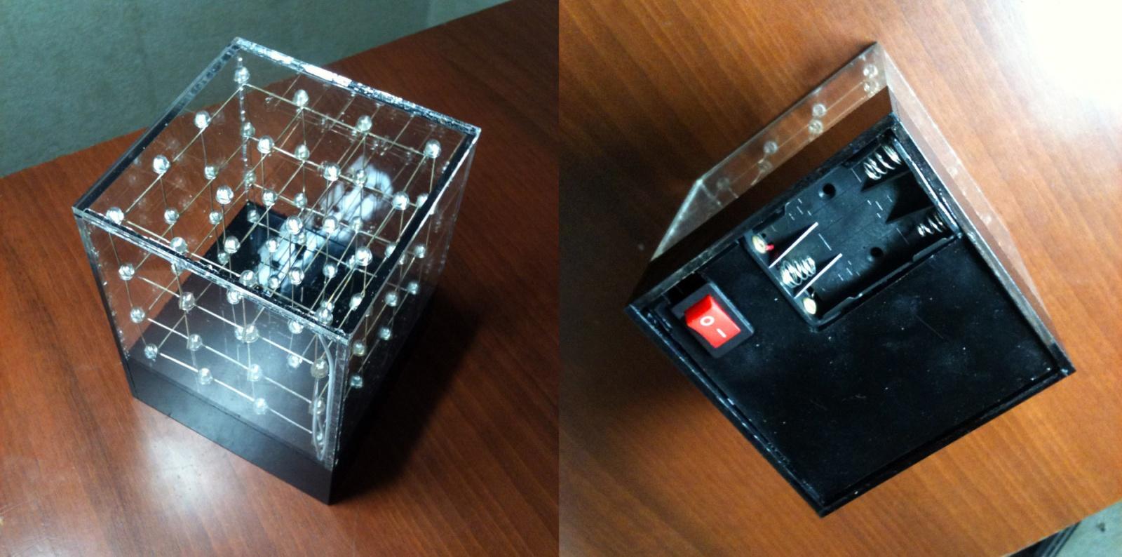 История ещё одного 3д-куба 10х10х10 - 1